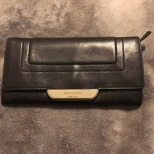 Genuine leather Kate Spade wallet